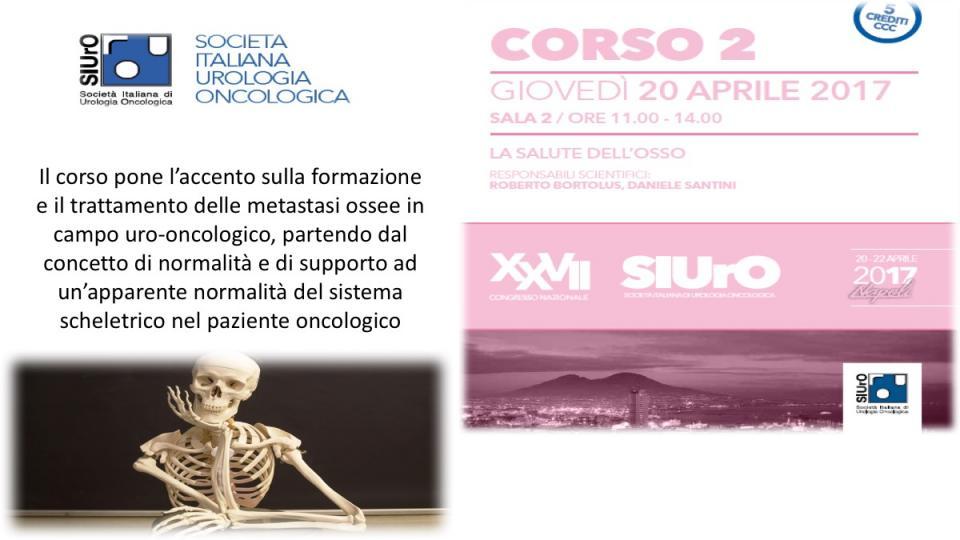 Corso ECM 2 - La salute dell'osso
