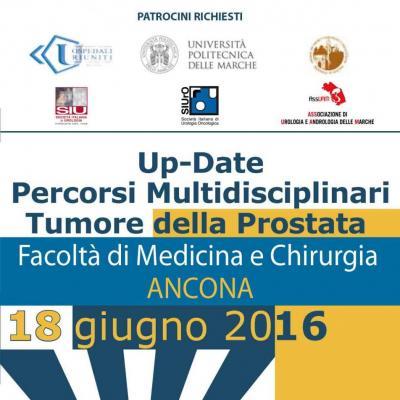 Up-Date Percorsi Multidisciplinari del Tumore della Prostata