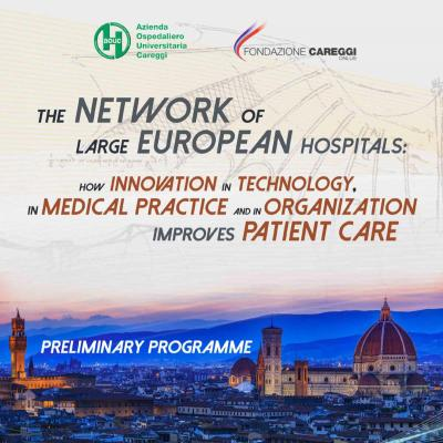 The network of large european hospitals: how innovation in technology, in medical practise and in organization improves patient care