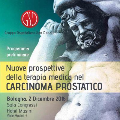 Nuove prospettive della terapia medica nel carcinoma prostatico