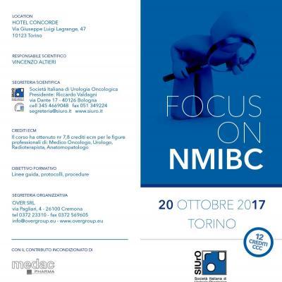 Focus on NMIBC
