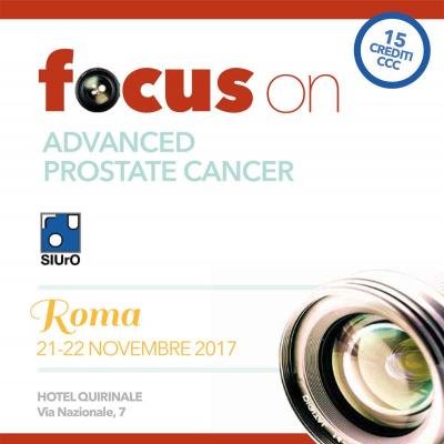 Focus on prostate cancer - Roma