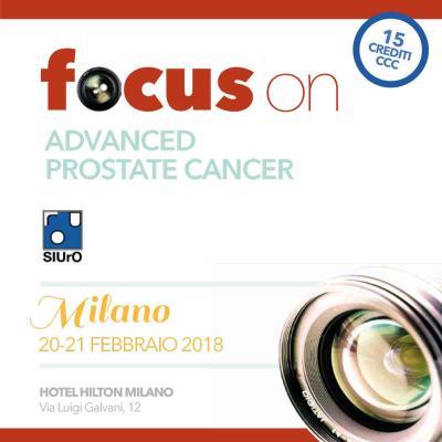 Focus on avanced prostate cancer (Milano)
