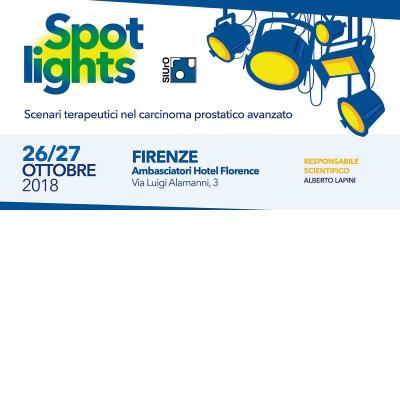 Spotlights - Scenari terapeutici nel carcinoma prostatico avanzato