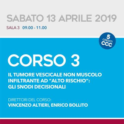 XXIX Congresso Nazionale SIUrO - Corso ECM 3