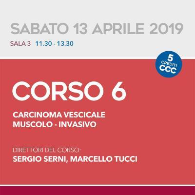 XXIX Congresso Nazionale SIUrO - Corso ECM 6