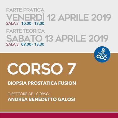 XXIX Congresso Nazionale SIUrO - Corso ECM 7