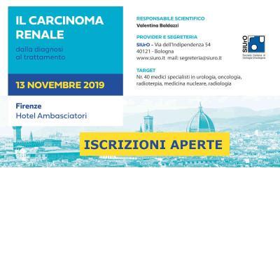 Il carcinoma renale - dalla diagnosi al trattamento