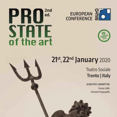 Prostate of the art - European conference - 2nd edition