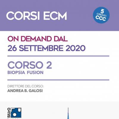 Corso ECM 2 - Biopsia fusion