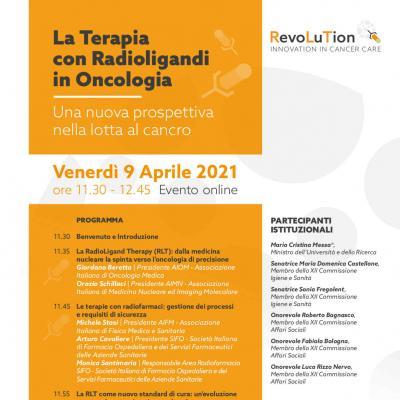 La Terapia con Radioligandi in Oncologia - Una nuova prospettiva nella lotta al cancro