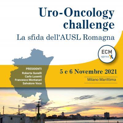 Uro-Oncology challenge - La sfida dell'AUSL Romagna