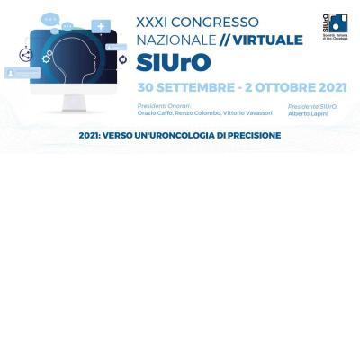 XXXI Congresso Nazionale SIUrO