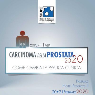 Carcinoma della prostata 2020: come cambia la pratica clinica