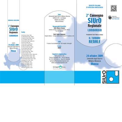 2° Convegno SIUrO Regionale Lombardia – Il Tumore Renale