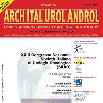 XXIII Congresso Nazionale SIUrO