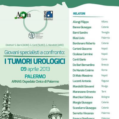 """Convegno AIOM-AIRO-SIURO - """"Giovani specialisti a confronto: i tumori urologici"""""""