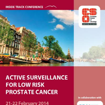 Active surveillance for low risk prostate cancer