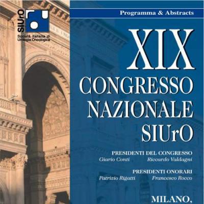 XIX Congresso Nazionale SIUrO
