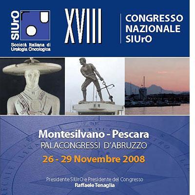 XVIII Congresso nazionale SIUrO