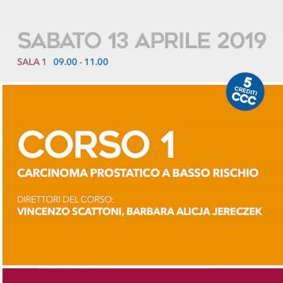 XXIX Congresso Nazionale SIUrO - Corso ECM 1