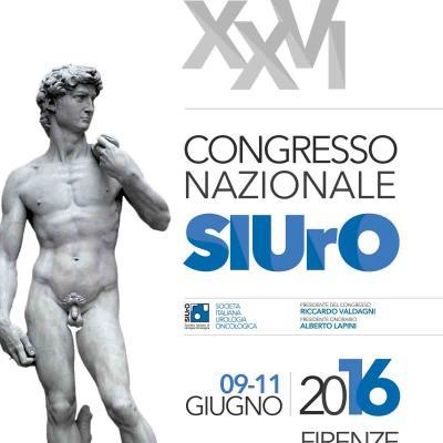 XXVI Congresso Nazionale SIUrO